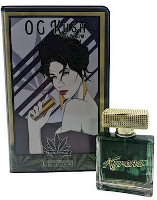 perfume con olor a marihuana
